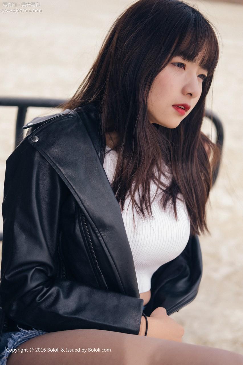 [Kimoe激萌文化] 2016-12-13 球球周闻 沙漠机车女