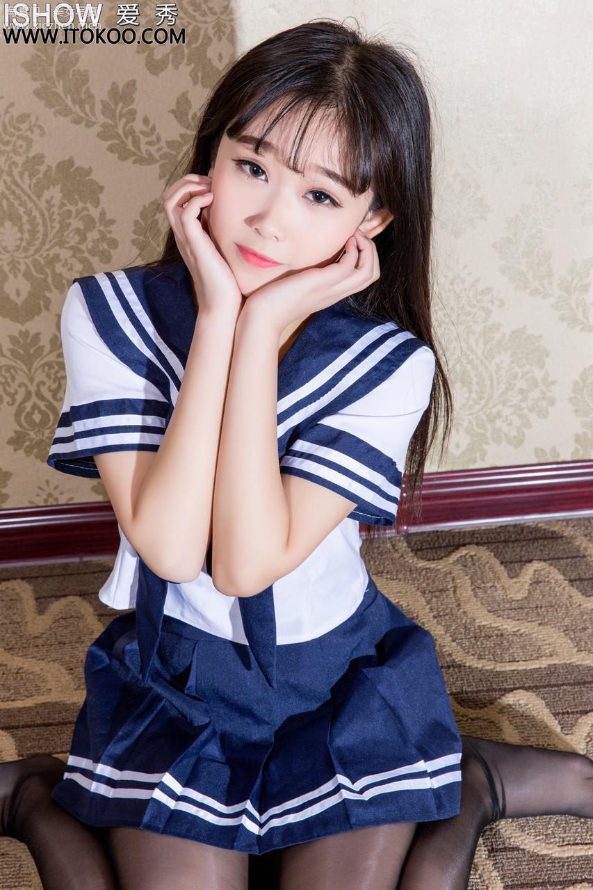 [ISHOW爱秀]2017-12-09 NO.132 兔囡囡