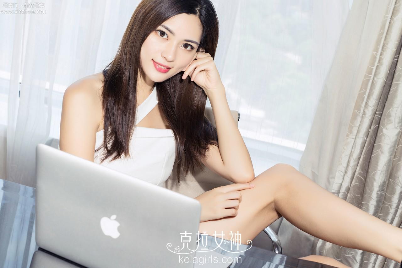 [KELAGIRLS克拉女神]2017-02-18 柯瑾 办公室女王