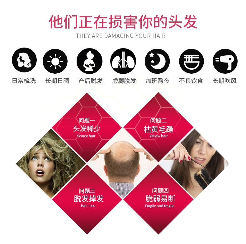 德国dph多维护发胶囊120粒生发养发营养发质防脱发 ¥247.00 产品系列 第2张