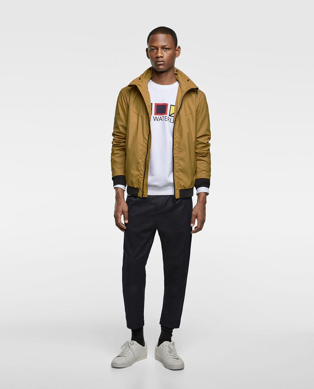 Thời trang nam Zara  23920 - ảnh 3