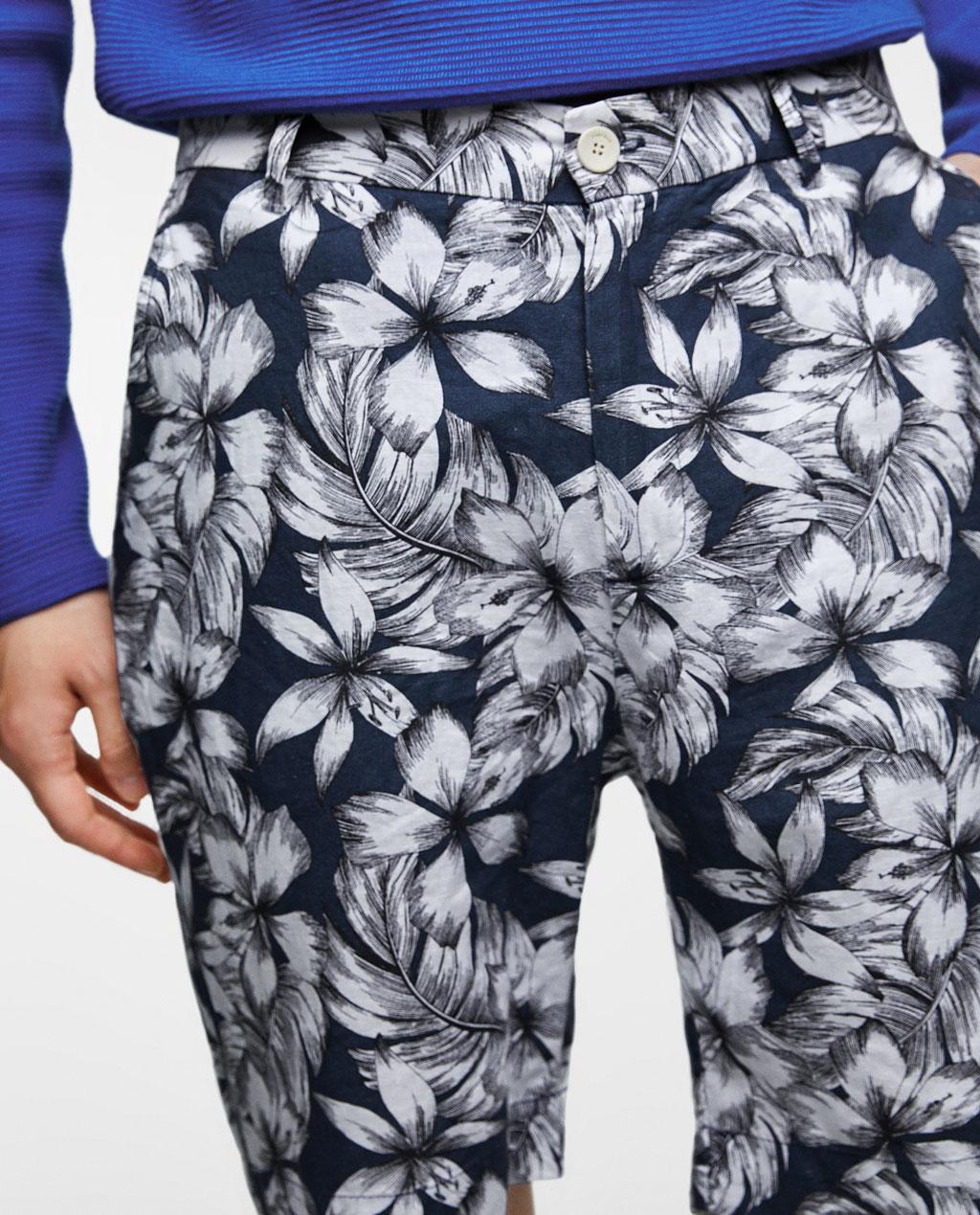 Thời trang nam Zara  24086 - ảnh 5