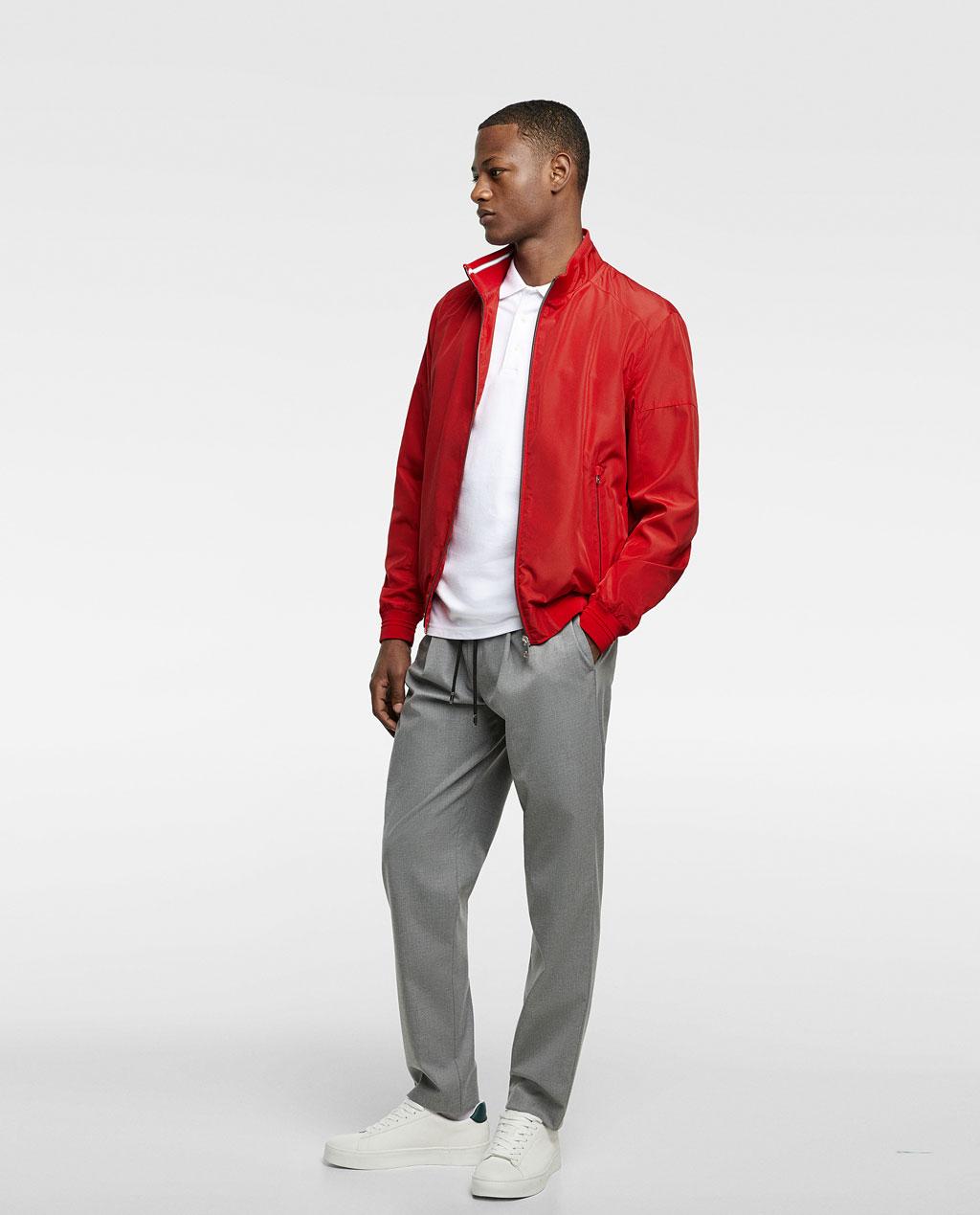 Thời trang nam Zara  23893 - ảnh 3