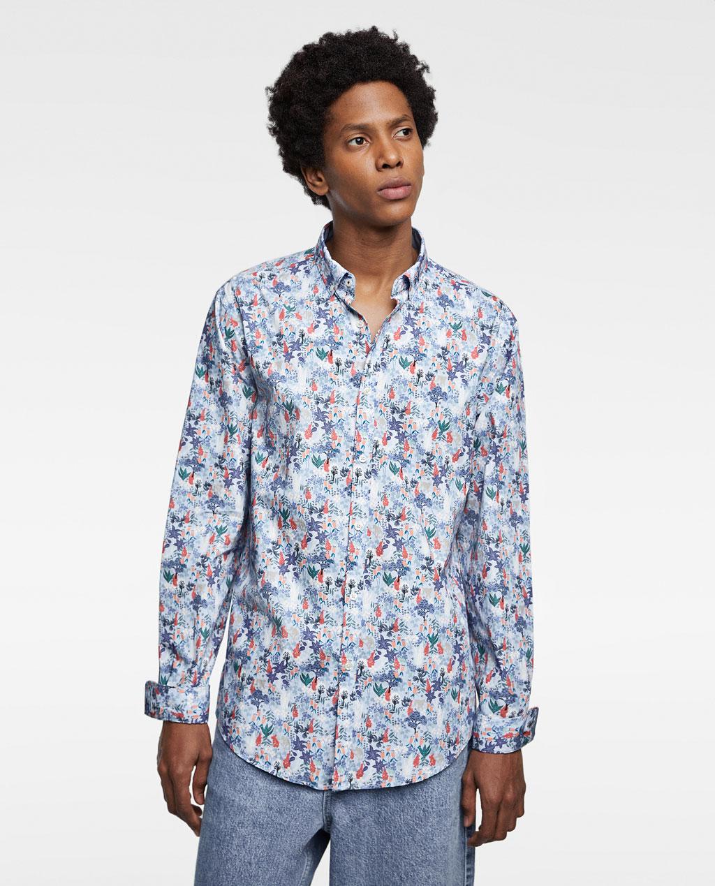 Thời trang nam Zara  24036 - ảnh 4