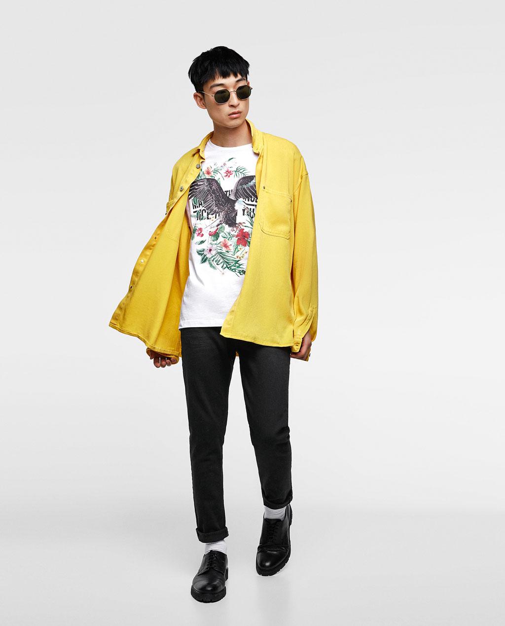 Thời trang nam Zara  24048 - ảnh 3