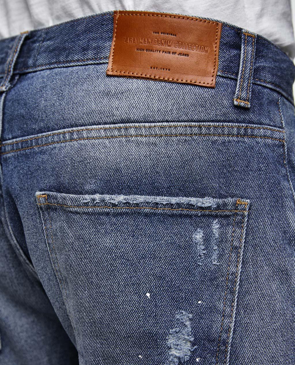 Thời trang nam Zara  23993 - ảnh 7