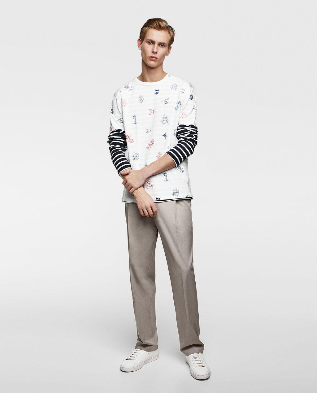 Thời trang nam Zara  23911 - ảnh 3