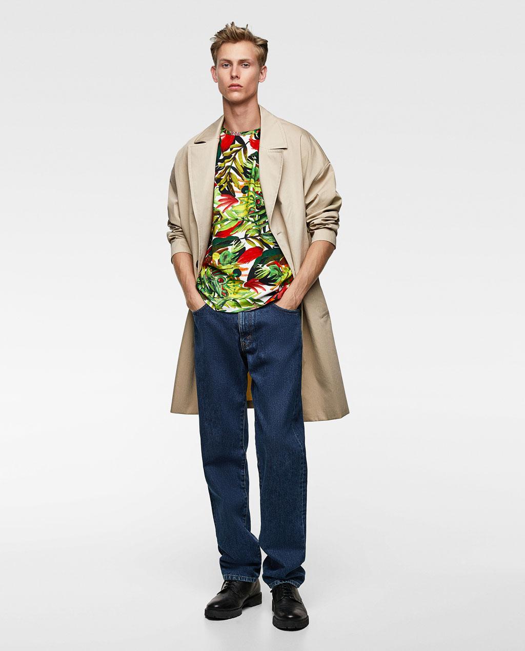 Thời trang nam Zara  24112 - ảnh 3