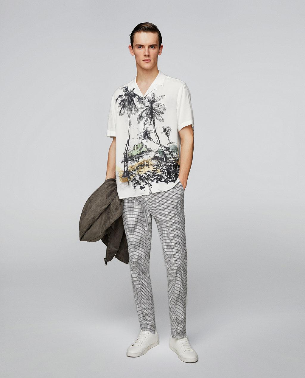 Thời trang nam Zara  23890 - ảnh 3