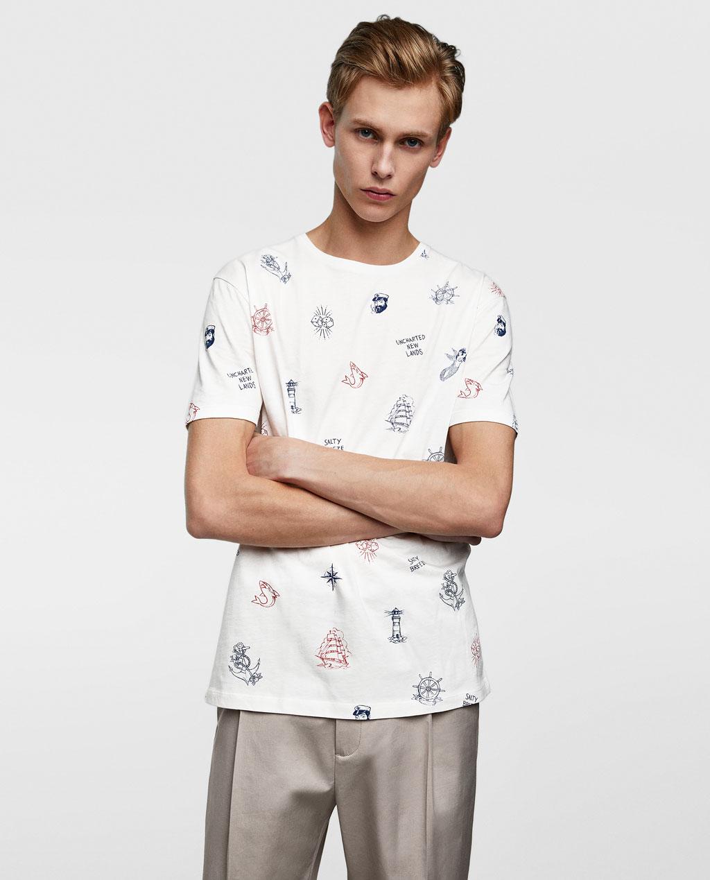 Thời trang nam Zara  23911 - ảnh 4