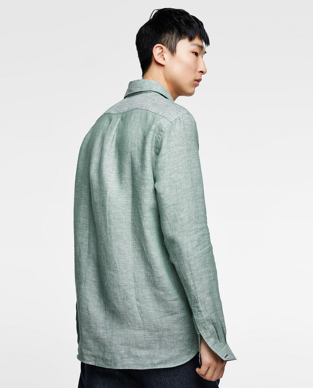 Thời trang nam Zara  23943 - ảnh 5