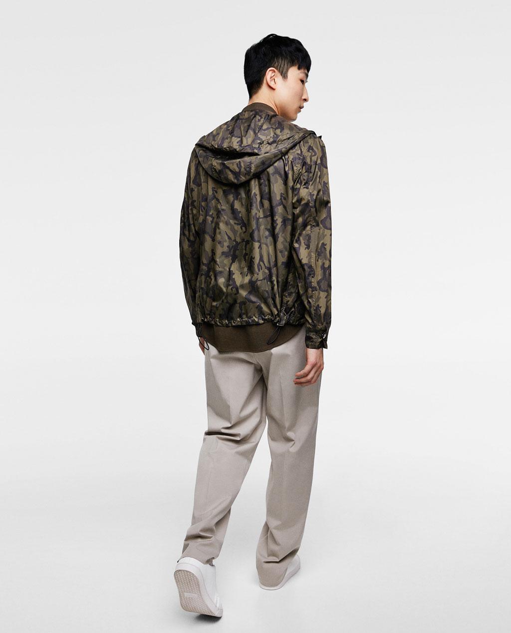 Thời trang nam Zara  23872 - ảnh 5