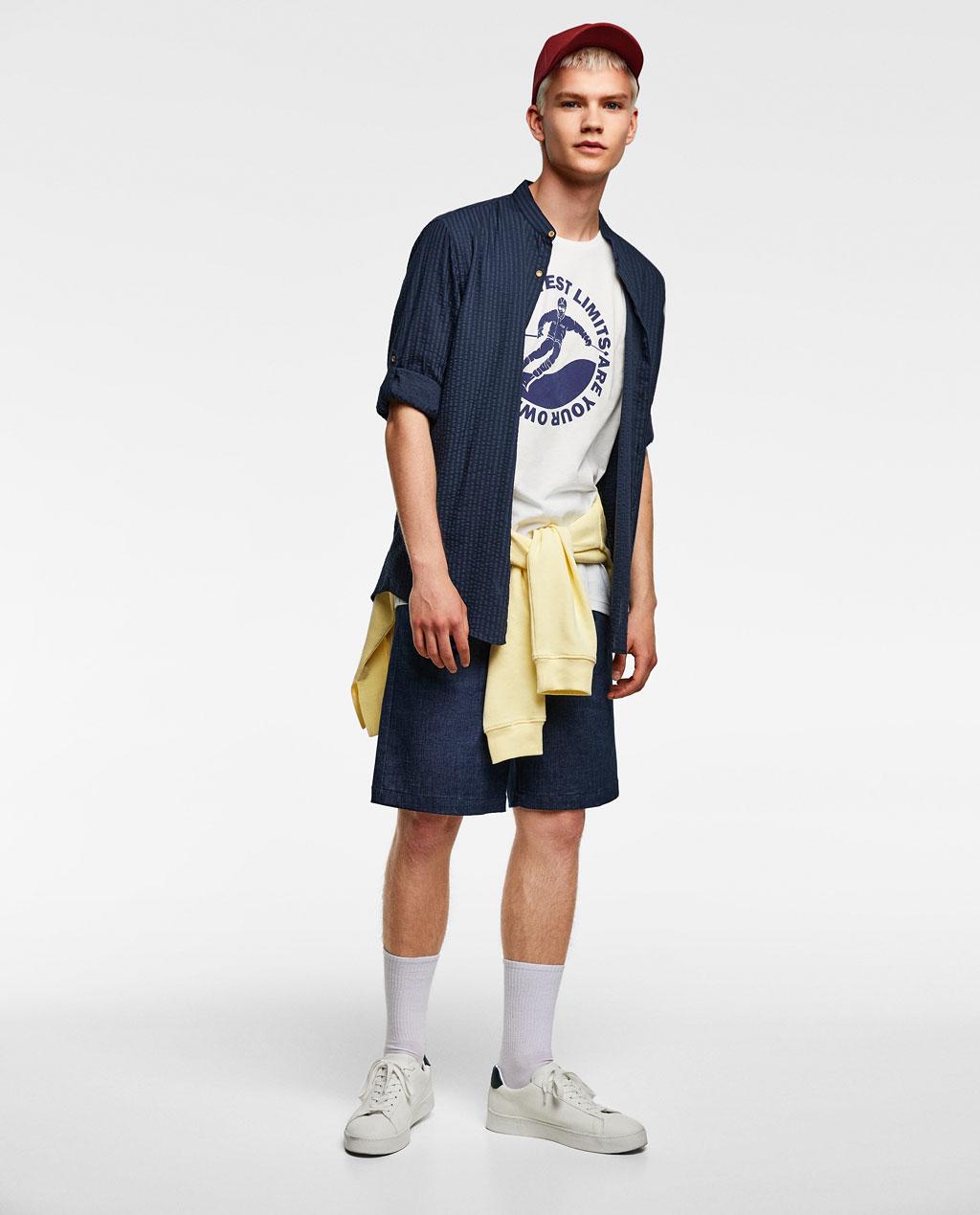 Thời trang nam Zara  23942 - ảnh 10
