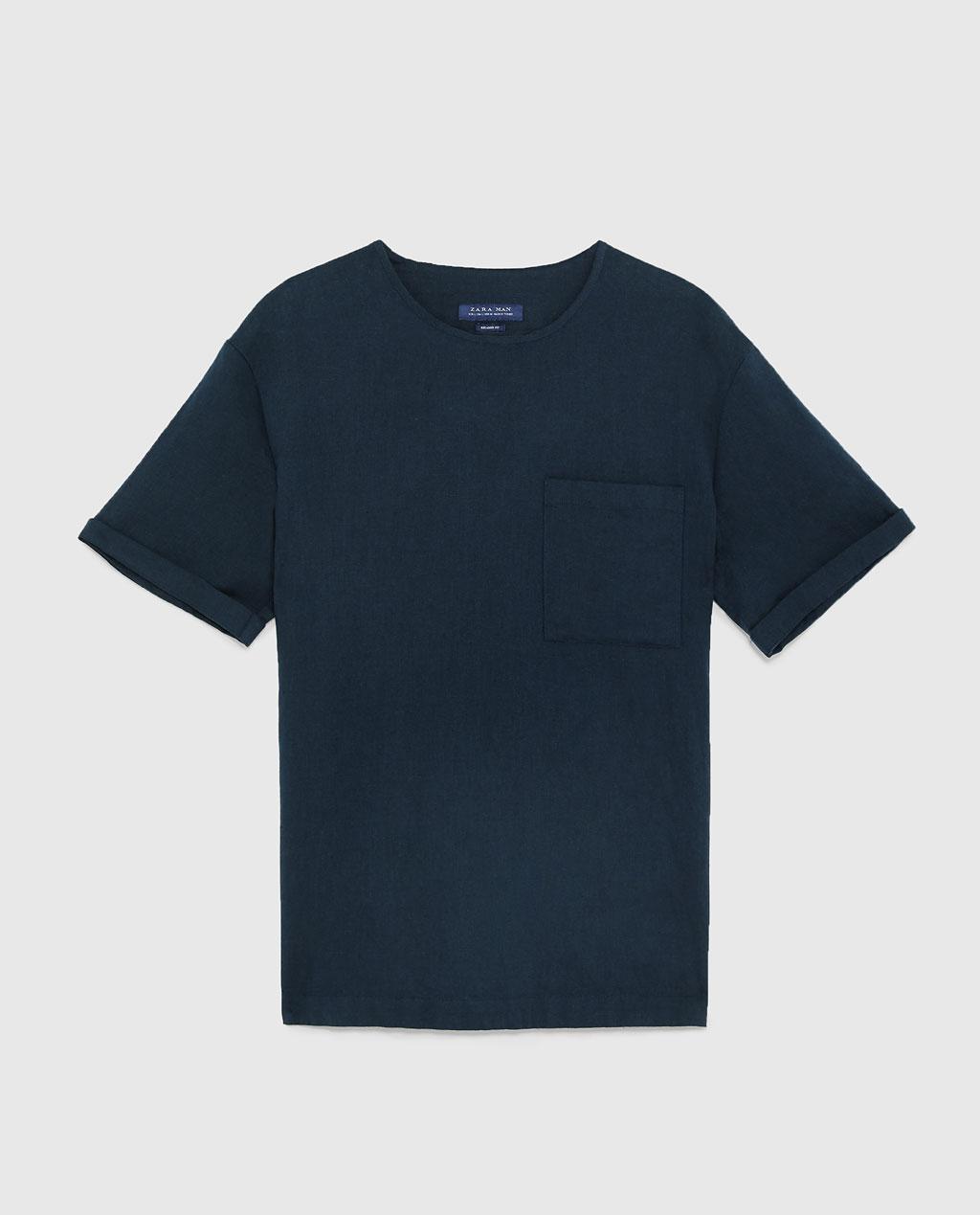 Thời trang nam ZARA T 07545451401  23870 - ảnh 8