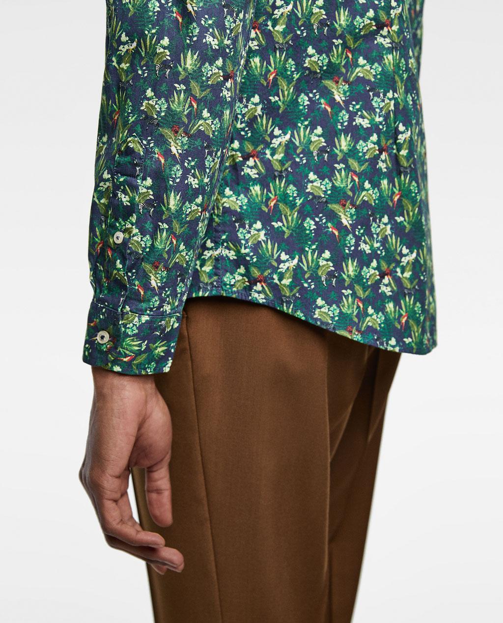 Thời trang nam Zara  24035 - ảnh 8