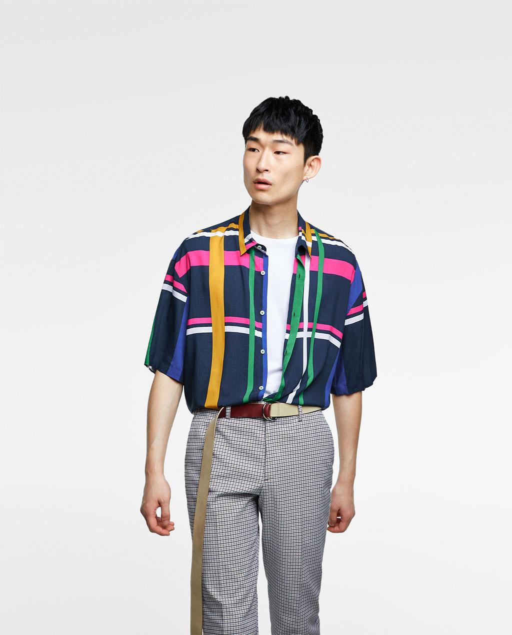 Thời trang nam Zara  23923 - ảnh 6