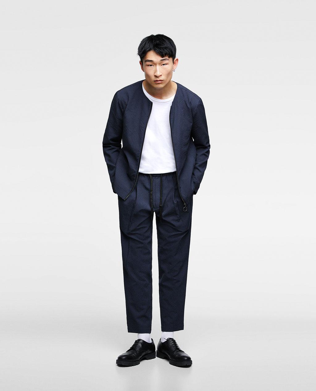 Thời trang nam Zara  24083 - ảnh 3