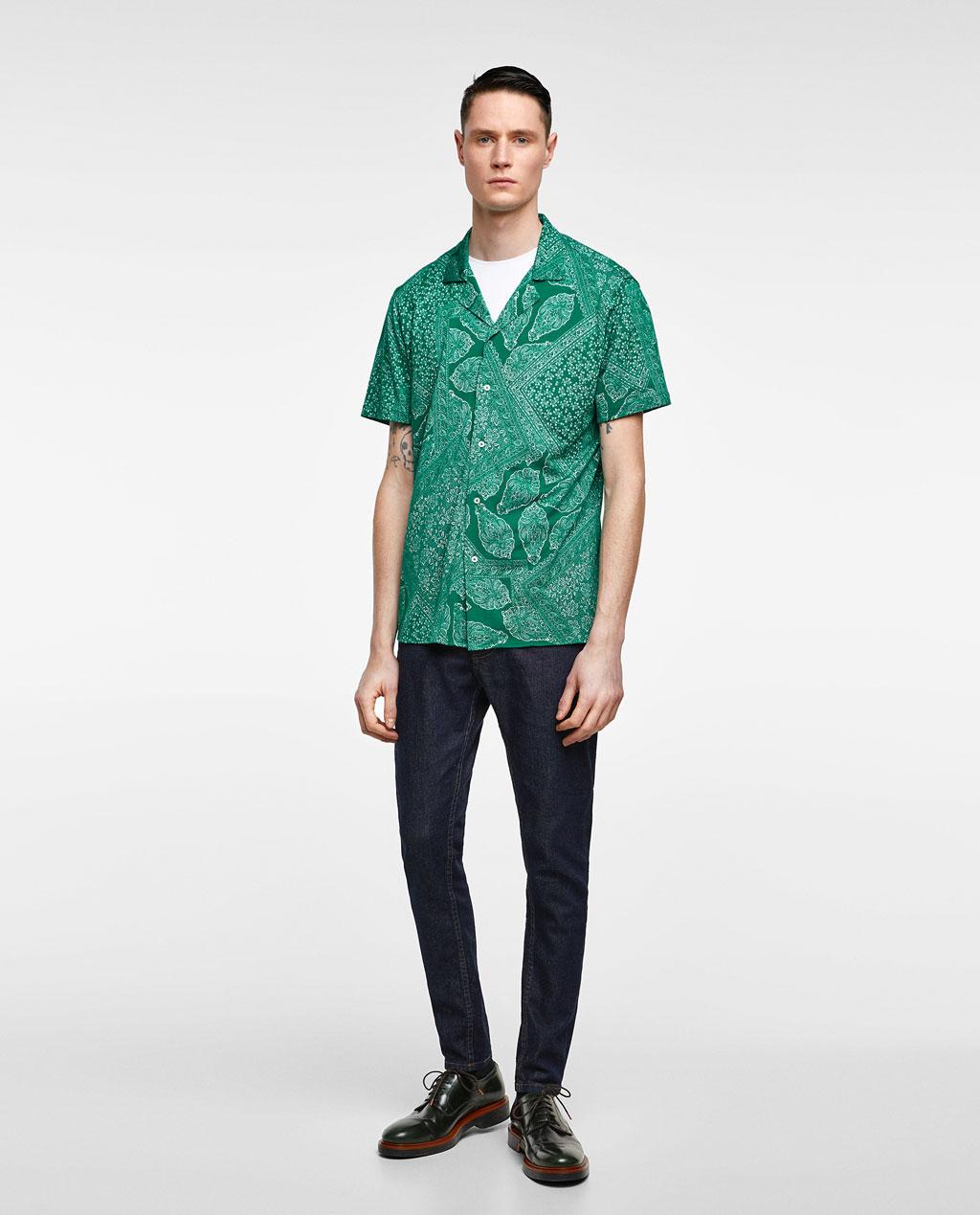 Thời trang nam Zara  23965 - ảnh 3