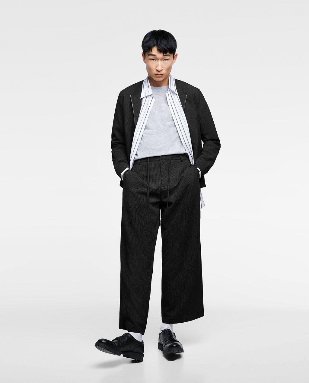 Thời trang nam Zara  24084 - ảnh 3