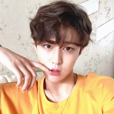 Wig Male Short Curly Hair Korean Style Handsome And Realistic Fluffy Natural Men S Hair Design Black Student Face Short Hair