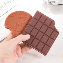 【金隆兴】饼干巧克力便签本2本装