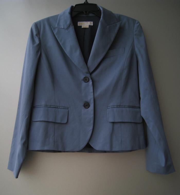Áo khoác phao nữ hai mảnh cotton giản dị của thương hiệu Mỹ - Business Suit