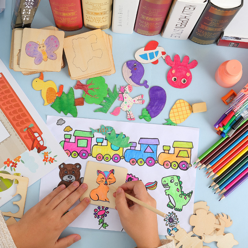usd 19 44 painting set tools kindergarten pupils beginner graffiti