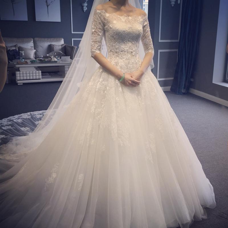 Свадебное платье Butterfly Fairy wp026 2018