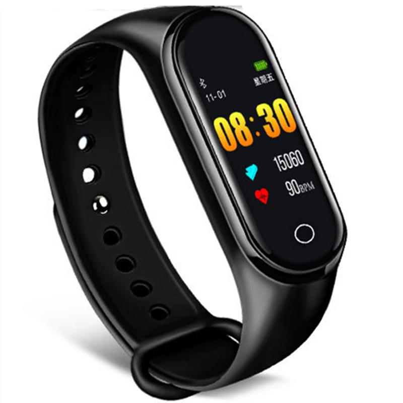 (过期)溪边数码专营店 智能手环运动蓝牙心率血压 券后25.0元包邮