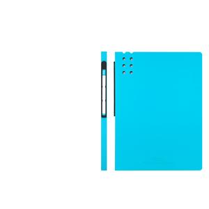 fizzA4文件夹资料册60页乐谱夹分页多层插页画册收纳钢琴谱夹产检孕检资料试卷奖状透明图纸b超检查单收藏夹