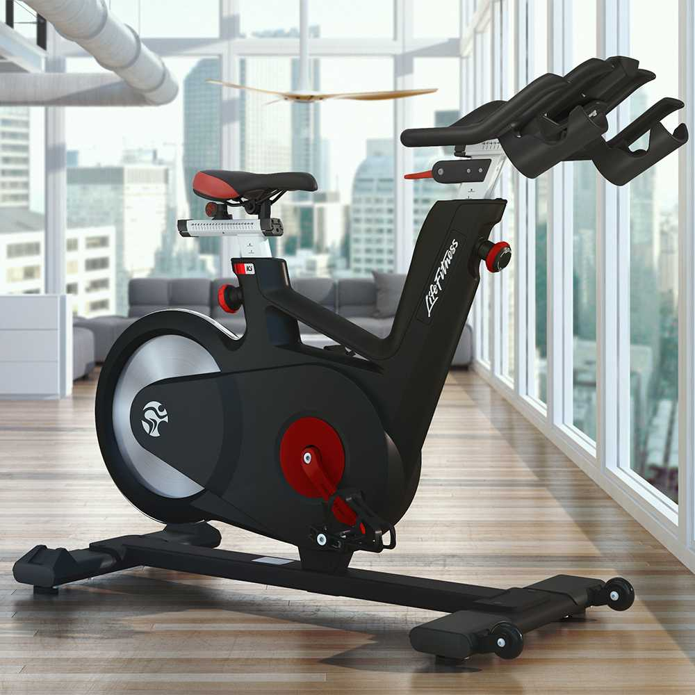 Original authentic imported American LifeFitness brand ICG commercial  spinning bike IC5
