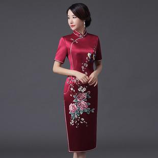 Платье Ципао Exquisite wisdom