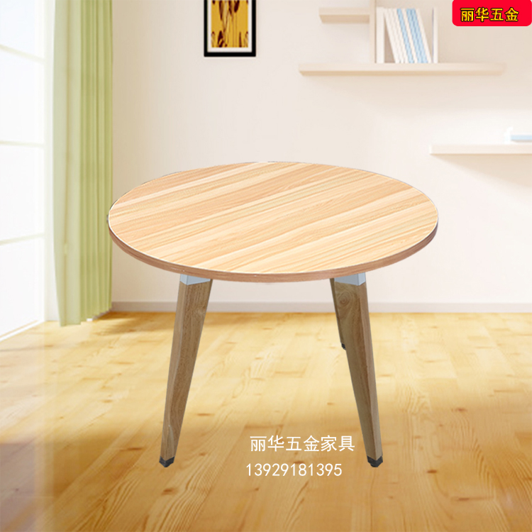 Solid Wood Table Leg Bracket Metal Table Foot Desk Stand Conference - Wood and metal conference table