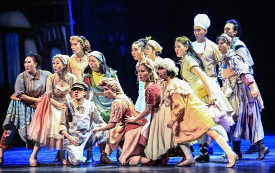 2021日本四季剧团首部海外授权中文版家庭音乐剧《想变成人的猫》-苏州站