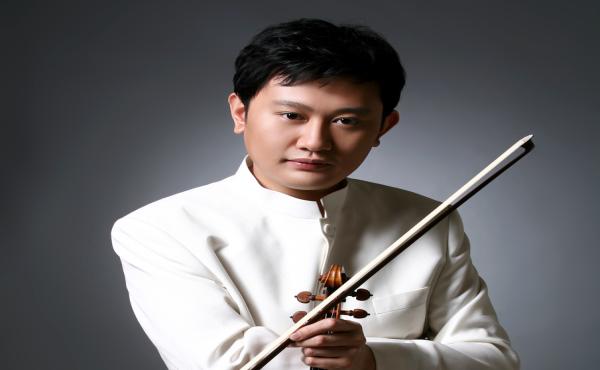 2021陈曦·尹一迦小提琴钢琴音乐会-济南站