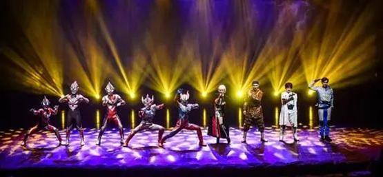 2021日本圆谷版奥特曼系列舞台剧《奥特传奇之英雄归来》-重庆站