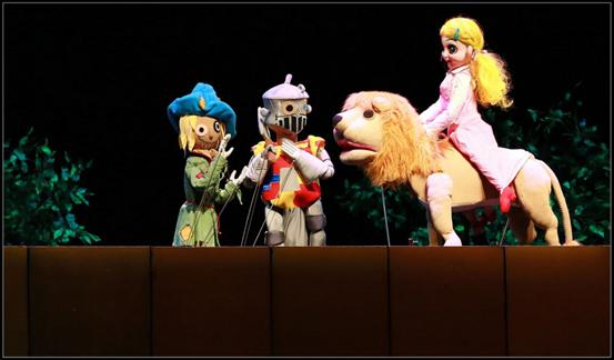 2021木偶童话剧《绿野仙踪》-成都站