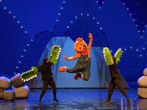 2021创意亲子剧场《歪歪兔迷幻岛大冒险》-珠海站