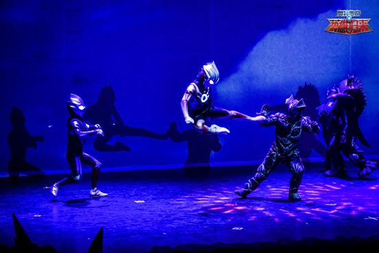 2021日本圆谷正版授权•奥特曼系列舞台剧《奥特传奇之英雄归来》-沈阳站