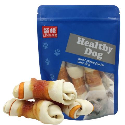 狗狗磨牙棒金毛狗零食萨摩