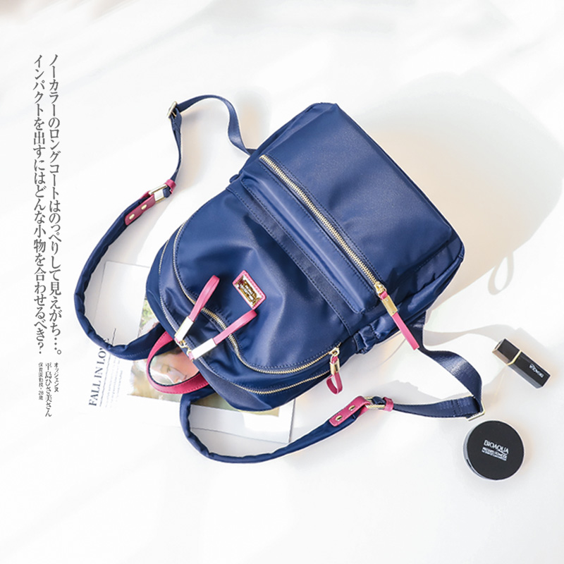80a599165156 Satake 2018 new Oxford cloth backpack female Korean version of the tide  fashion canvas backpack wild