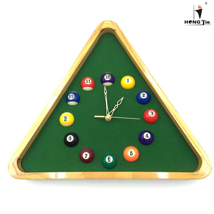 Гусь выдающийся продаётся напрямую с завода 13 дюймовый треугольник дерево часы хорошо бильразмер часы / бильразмер подарок