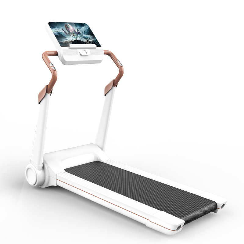 Kelley Muse N7 Treadmill Home female small folding weight loss mute indoor mini tablet