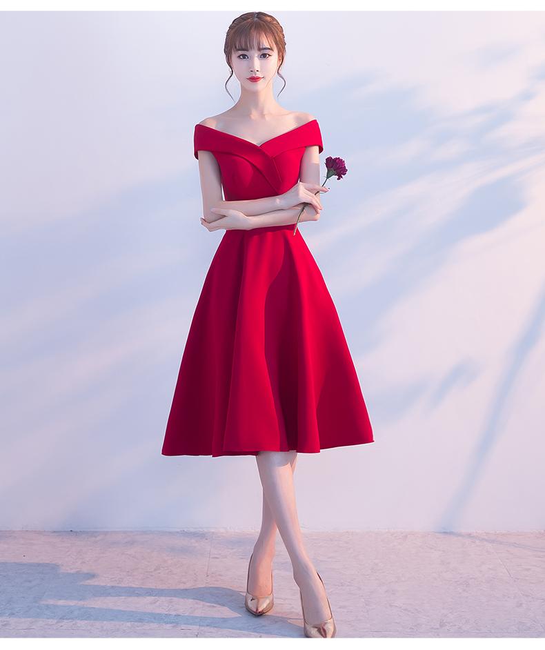 时尚韩版结婚宴会晚礼服 - 花雕美图苑 - 花雕美图苑