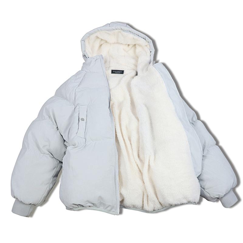 冬装新款情侣面包棉服
