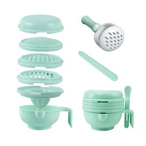婴儿辅食研磨器碗套装