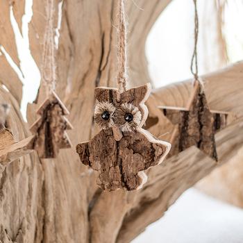 Шнурки для телефона,  Горсть содержит в себе войти кулон кора дерева ремесла статья европейский цветы сад рождество очарование творческий сова белка лось, цена 92 руб
