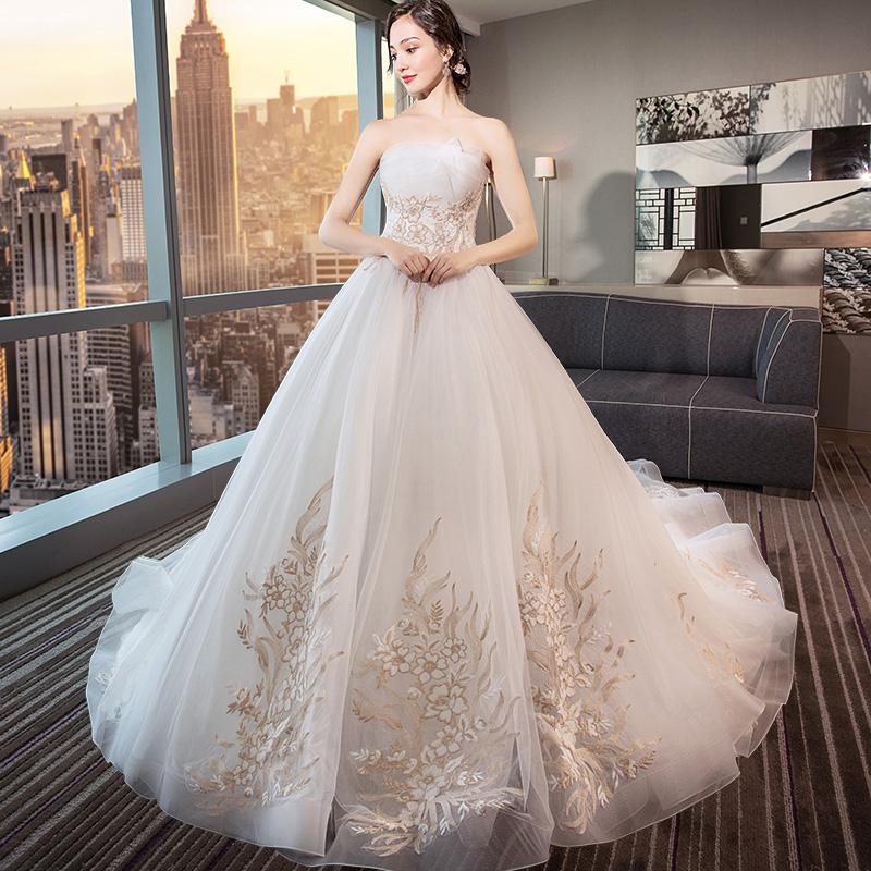 2d87436fcfe ... lightbox moreview · lightbox moreview · lightbox moreview · lightbox  moreview · lightbox moreview. PrevNext. White wedding dress 2019 new bride  ...