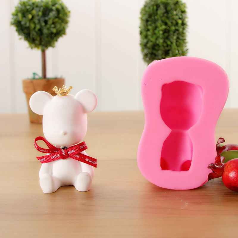 Cute Bear Mould