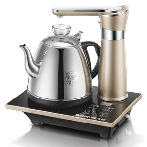 志高全自动上水电热水壶家用抽水式功夫茶烧水壶电磁炉茶具泡茶壶